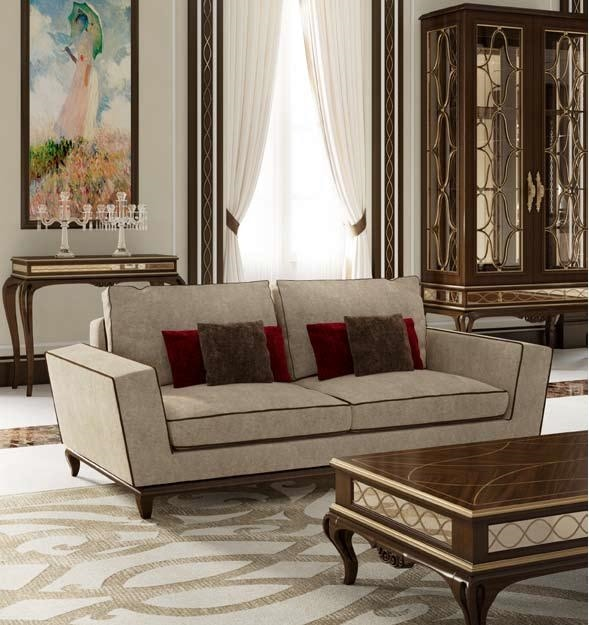 New York sofa, Elegant modular sofa
