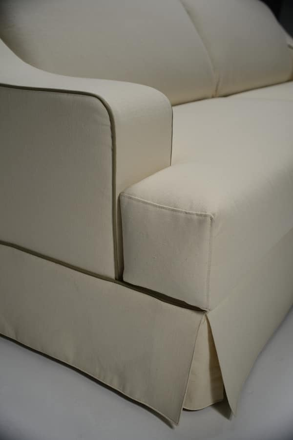 Piero, Sofa for sitting room, with two, three and four seats
