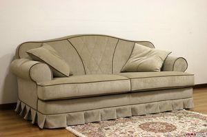 Plutone sofa, Prestigious classic sofa with refined style