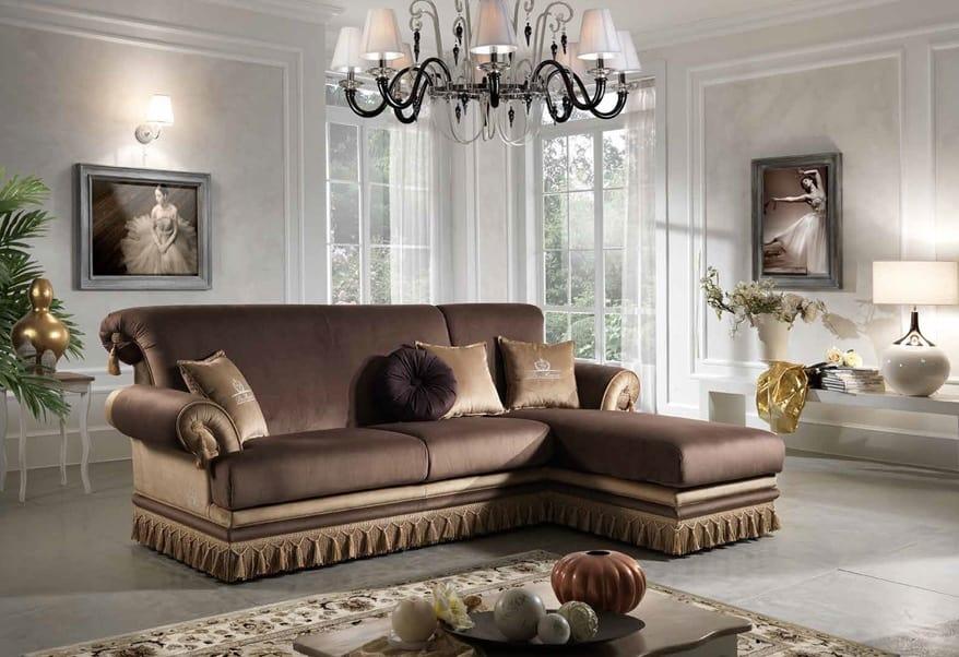 PRINCIPE modular, Modular and customizable sofa