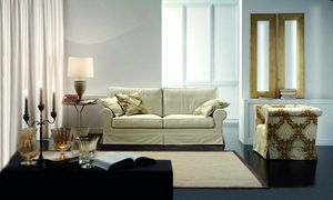 Salome, Sofa with a truly ergonomic comfort