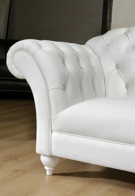 SHAGGY sofa 8547L, Sofa in classic contemporary style, various colors