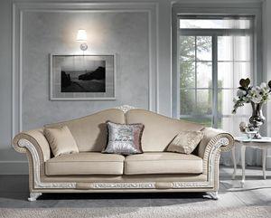 Viola sofa, Neoclassical style sofa