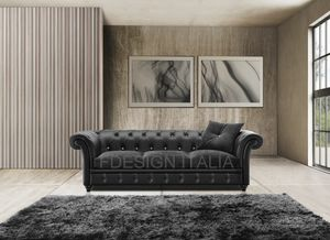 Vip, Classic sofa with rounded lines
