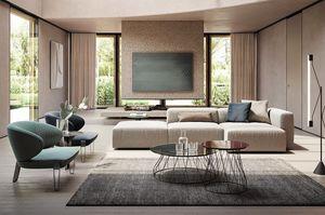 Alcazar, Infinity modular sofa