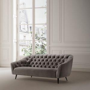 Amouage SL, Tufted sofa