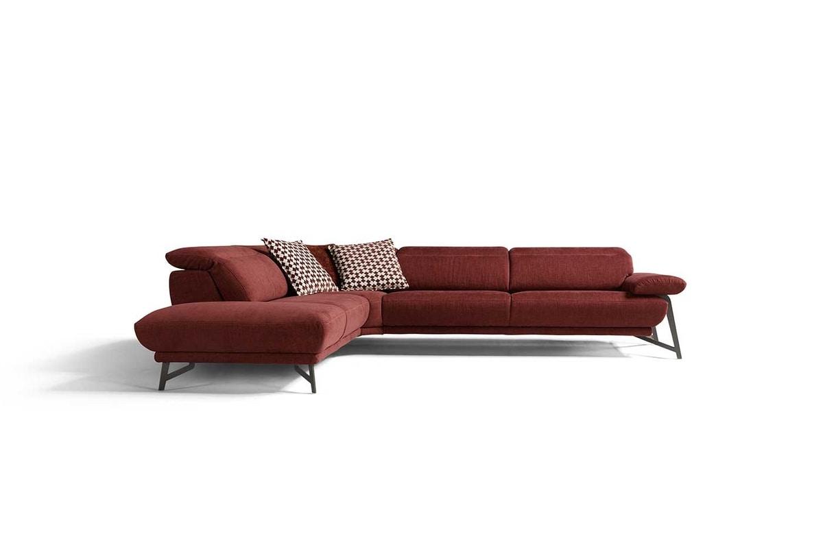 Anais, Elegant and glamorous sofa