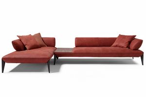 Avenue, Sofa with a contemporary and metropolitan look