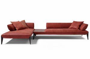 Avenue, Sofa with a contemporary and metropolitan look