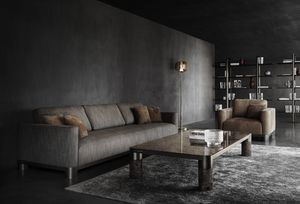 Bold Sofa, Elegant customizable sofa