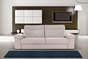 Dalia, Sofa with reclining seat
