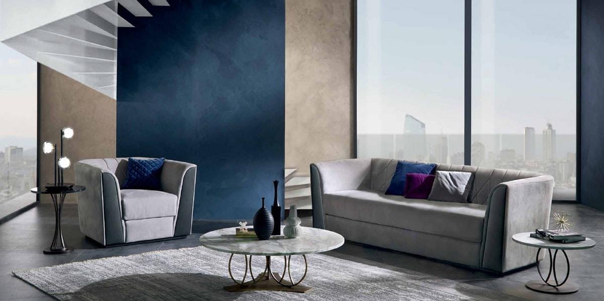 DI41 Madison sofa, Sofa with considerable comfort