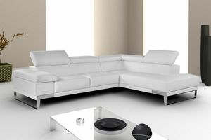 Domus, Corner sofa in leather