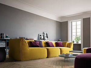 Eden, Design modular sofa without rigid structure