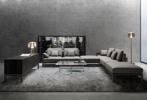 Frame Sofa, Sofa with clean lines