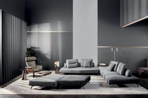 Alberta, Modern sofas