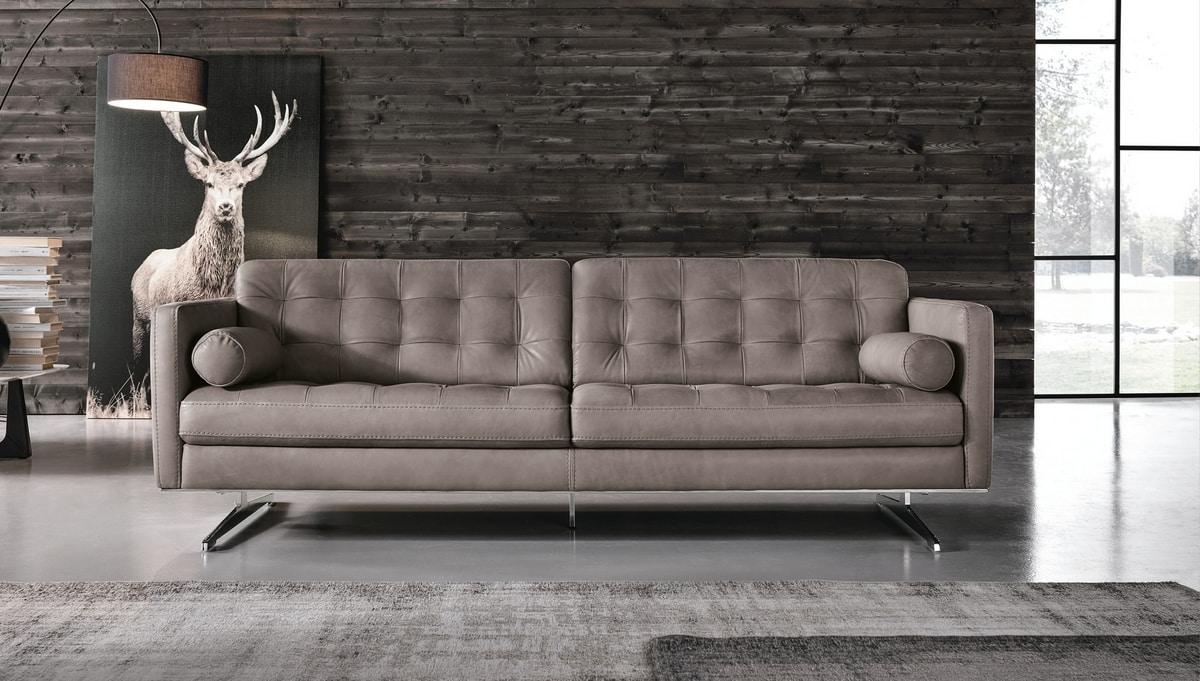 Gran Torino, Quilted sofa