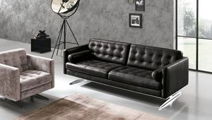Gran Torino, Quilted sofa