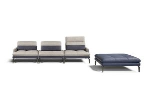Jaclyn, Modular sofa, elegant and essential