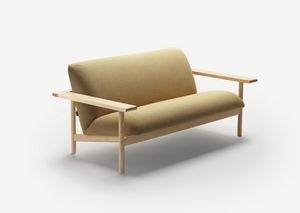 Kinoko sofa, Sofa with a clean design
