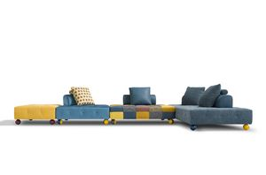 L'ego, Sofa with a modular, functional and versatile design