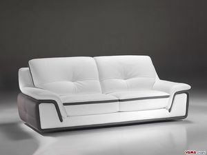 Lapka, Modern comfortable sofa with wraparound backrest