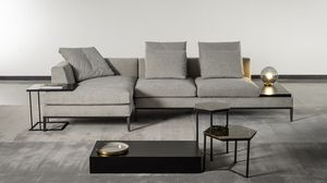 Louis, Sofa with minimal design