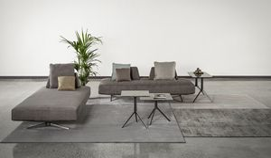 Mark, Modular system of innovative sofas