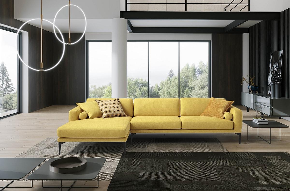 Masù, Comfortable and elegant sofa