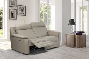 Matera, 2-seater sofa with relax mechanism