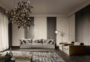 Morgan Evo, Sofa with removable cover