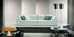 My Way, Modern sofa with soft shapes
