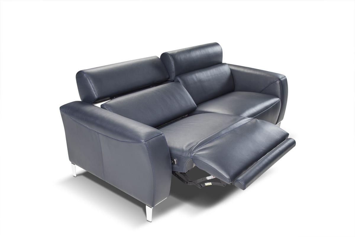 2-seater sofa with headrest | IDFdesign