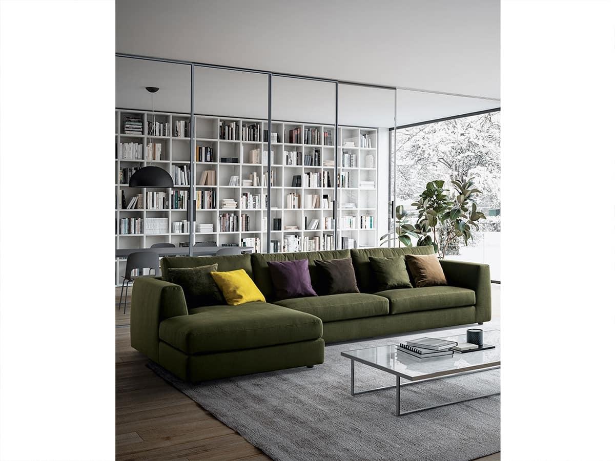 Mood, Sofa simple and elegant
