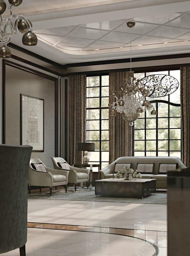 PALAIS-ROYAL Sofa, Handmade luxury sofa