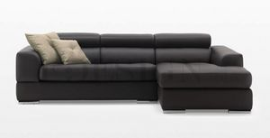 Plaza, Sectional sofa with chaise longue