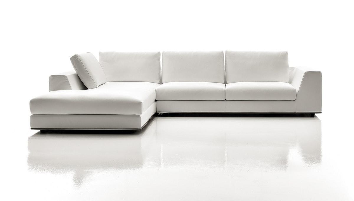 Ralph, Elegant modular sofa