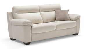 Sparta, Contemporary style leather sofa