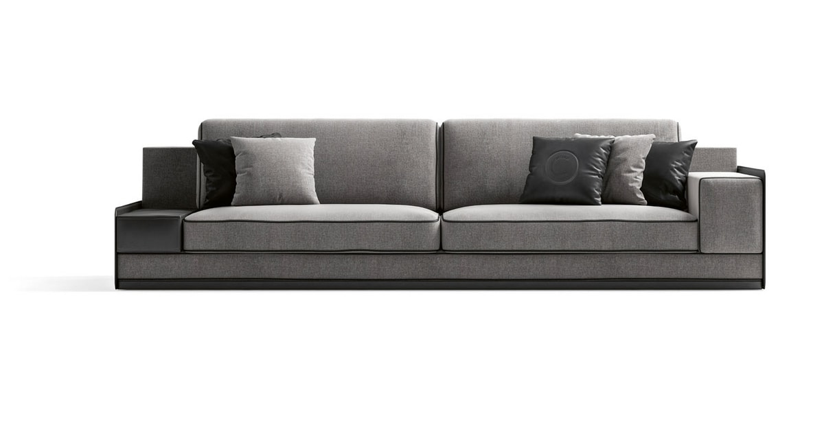 Starlight Art. ST764, Sofa with integrated coffee table