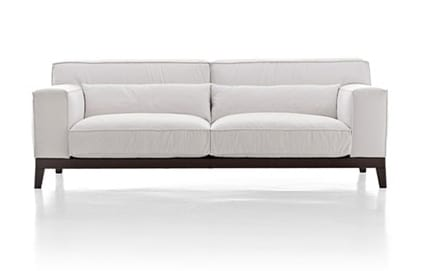 Swing, 3 seater sofa with removable cover