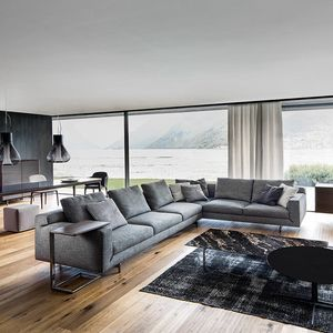 Taylor, Modular sofa with removable cover