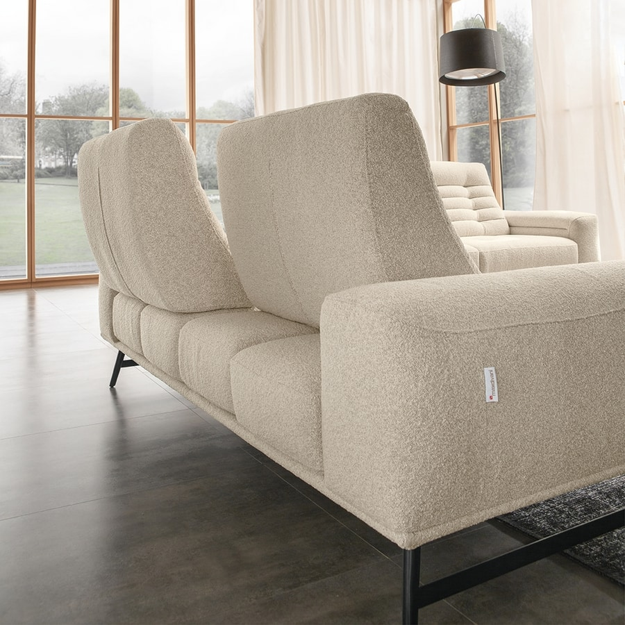 Tok, Sofa with movable backrests