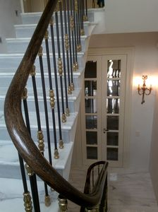 Art. C03, Handrails and parapets with an elegant design