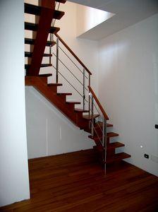 Art. G14, Modern wooden staircase