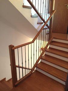 Art. R01, Stair tread cladding in wood