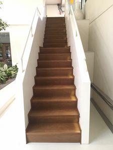 Art. R07, Wooden steps covering