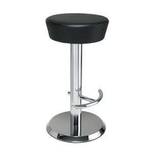 480, Stool with steel base