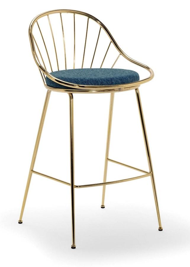 Sun SGF, Metal rod stool