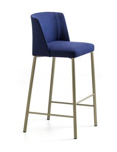 Virginia ST 4L, Comfortable stool ideal for contract use