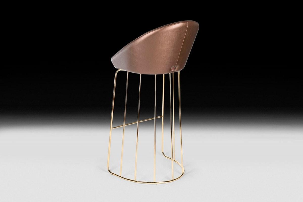 Bay, Padded wraparound stool